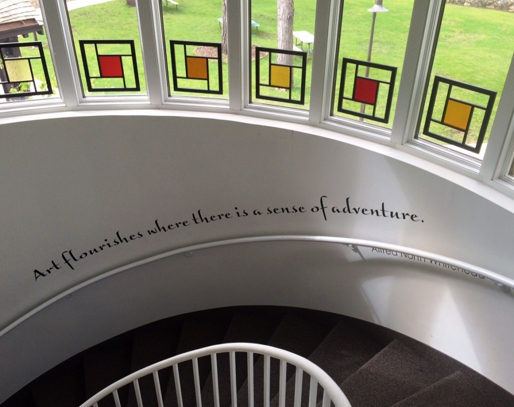 Quote Staircase