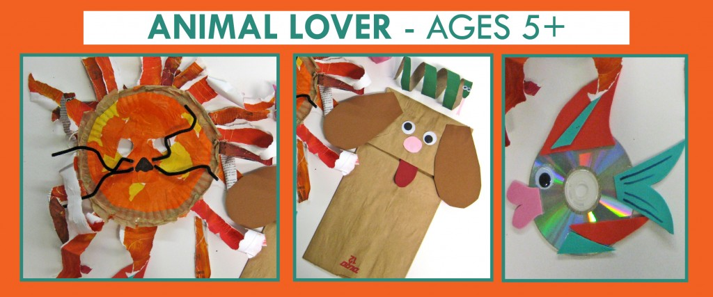 animal lover birthday theme