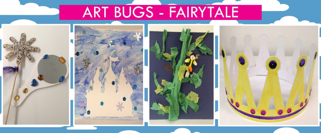 fairytale birthday theme