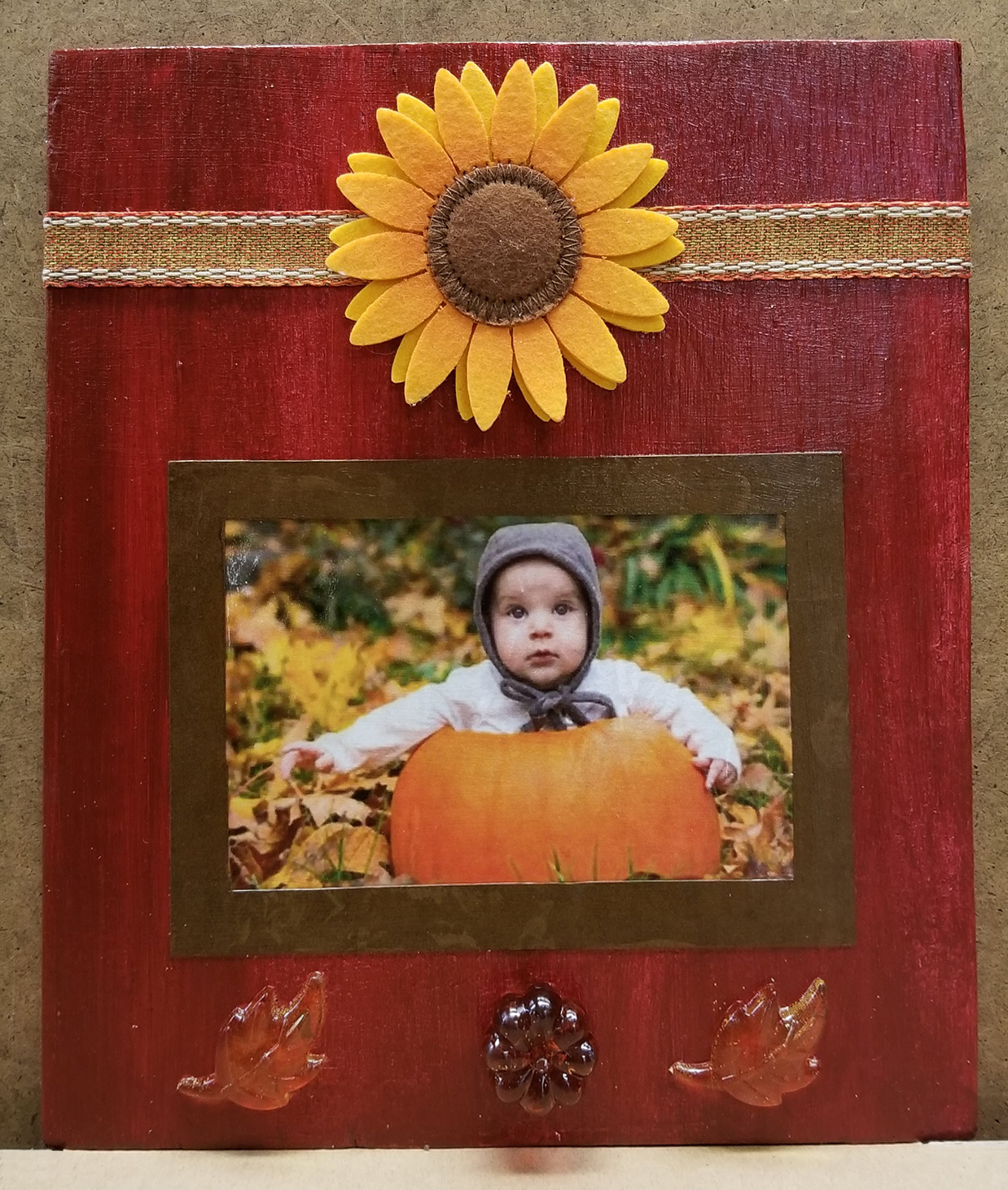 Fall Frame Fun