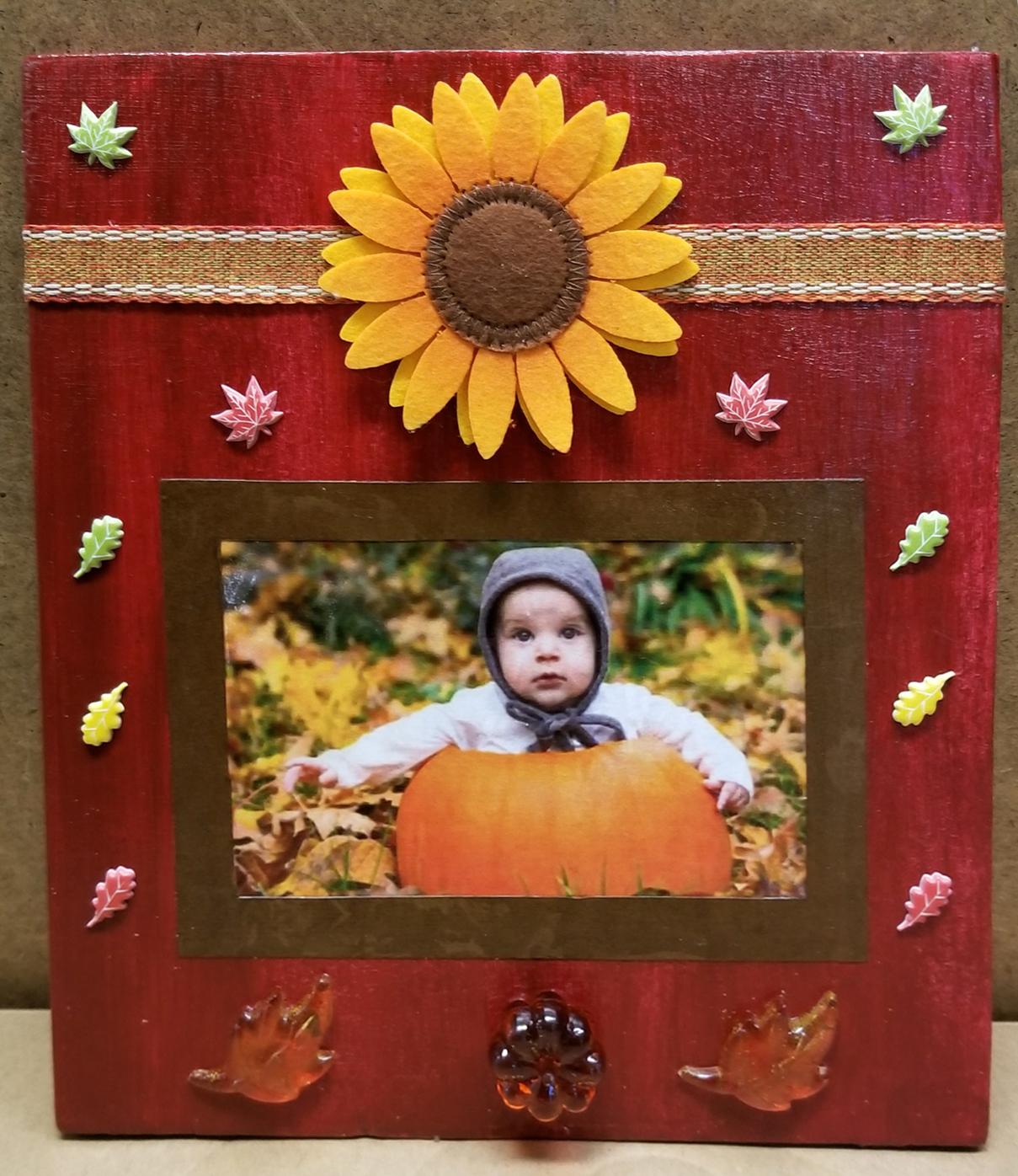 Fall Frame Fun
