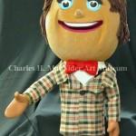 Baird Greenwich puppet