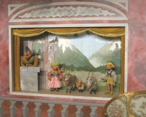 Sound of Music Puppet