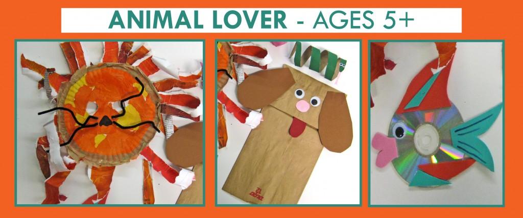 animal lover birthday theme